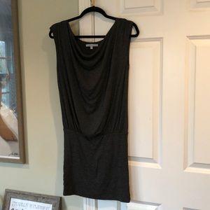 Cowl Neck Naked Zebra Dress